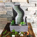 Ladder - shaped fountain water display office desktop creative humidification ornaments Decoration home decor