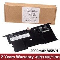 KingSener X1 Laptop Battery 45N1700 45N1701 45N1702 45N1703 For Lenovo ThinkPad X1 Carbon Gen 3 Series 4ICP5/58/73 2 15V 45WH