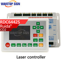 RDC 6442S Ruida RDC6442S CO2 Laser Control Card DSP Controller Support 2head Moving