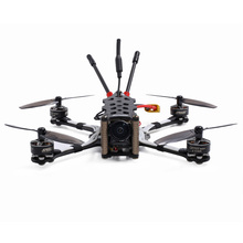 GEPRC PHANTOM Toothpick 125mm 2-3S FPV Racing Drone BNF/PNP F4 OSD 12A ESC 1103 Motor IRC Tramp RC Models Accessories flycolor raptor s tower 4 in 1 12a blheli s esc 2 3s speed controller with osd no osd 20mm 20mm for rc mini drone quadcopter