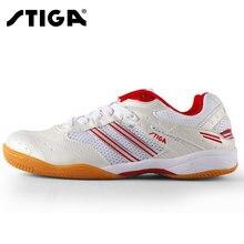 29b9abe7c Sapatos Zapatillas Deportivas Mujer Masculino ping ping Stiga Ténis de Mesa  raquete sapato mulheres e dos homens do esporte da s.