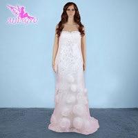 2015 Wedding Formal Dress Fashion Tube Top Short Trailing Tail Fish The Bride Wedding Dress Winter