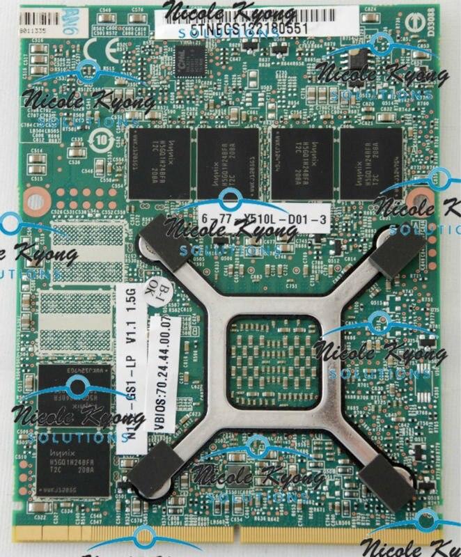 US $229 50 1 5G GTX 670M GTX670M DDR5 VGA Video Card for