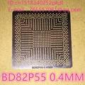 BD82P55 SLGWV QMJU ES BD82H55 SLGZX BD82H57 SLGZL QMNX ES Stencil Template