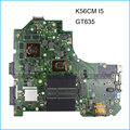 Para asus k56cm motherboard procesador i5-3317 gt635 geforce 2 gb 90r-nuhmb1100y rev2.0 probado