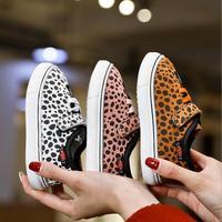Dzieci maluch dziecko chłopcy Leopard druku Sneaker dziewczyny miękkie antypoślizgowe buty sportowe trampki 2019 dzieci buty w stylu casual platformy w Trampki od Matka i dzieci na