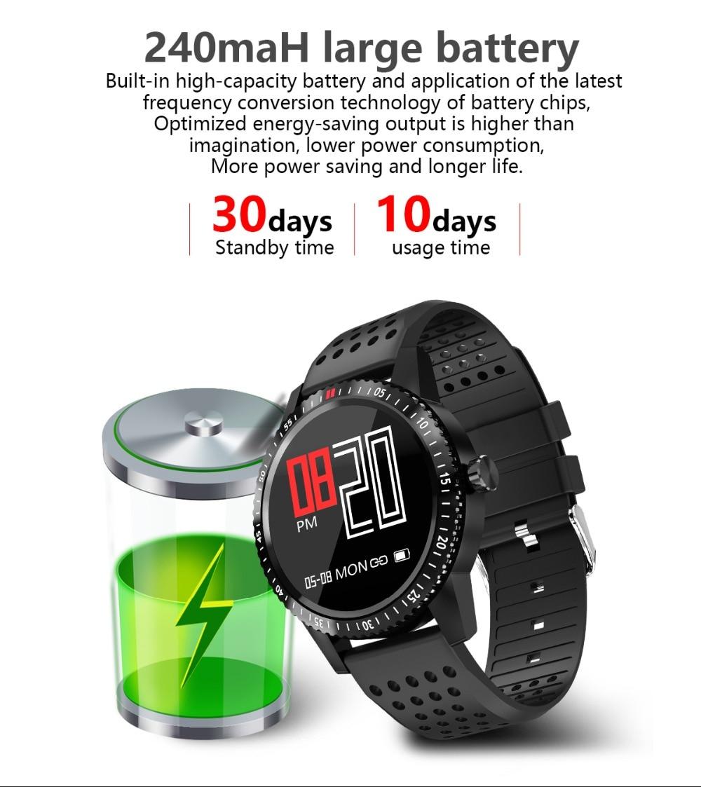 DIGOOR Smart Watch women IP67 waterproof Support Blood pressure  Women Cycle monitoring GPS tracker Heart rate Fitness bracelet Smartwatch (10)
