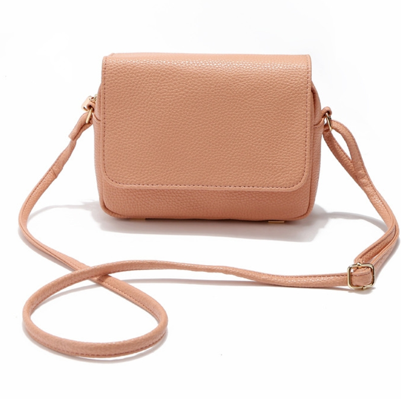 2017 Famous Brand Fashion Classic Square Small Women Bag High Quality Leather Shoulder Bag Handbags Messenger Bag Crossbody Bags