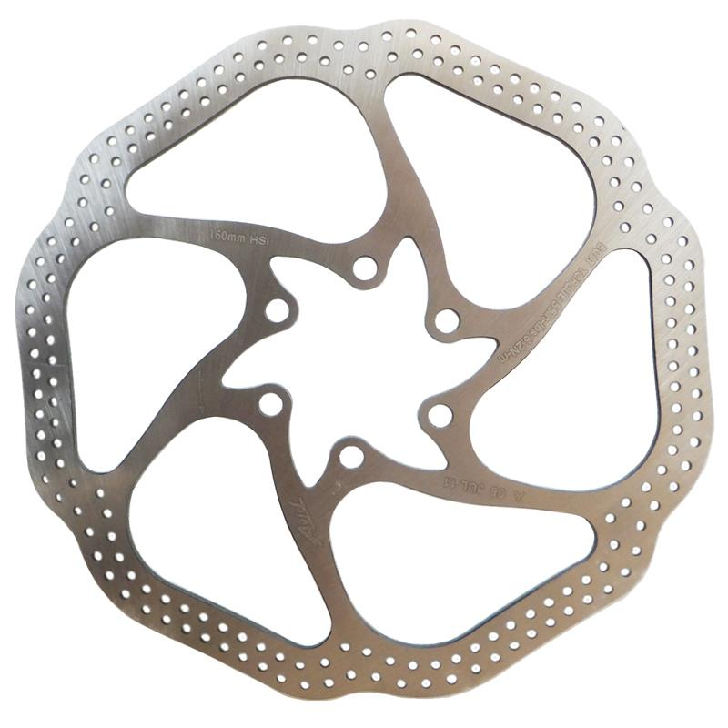 2 Pieces Brand New AVID HS1 Brake Rotors Disc 12 Blots BB5/BB7 MTB(160mm)