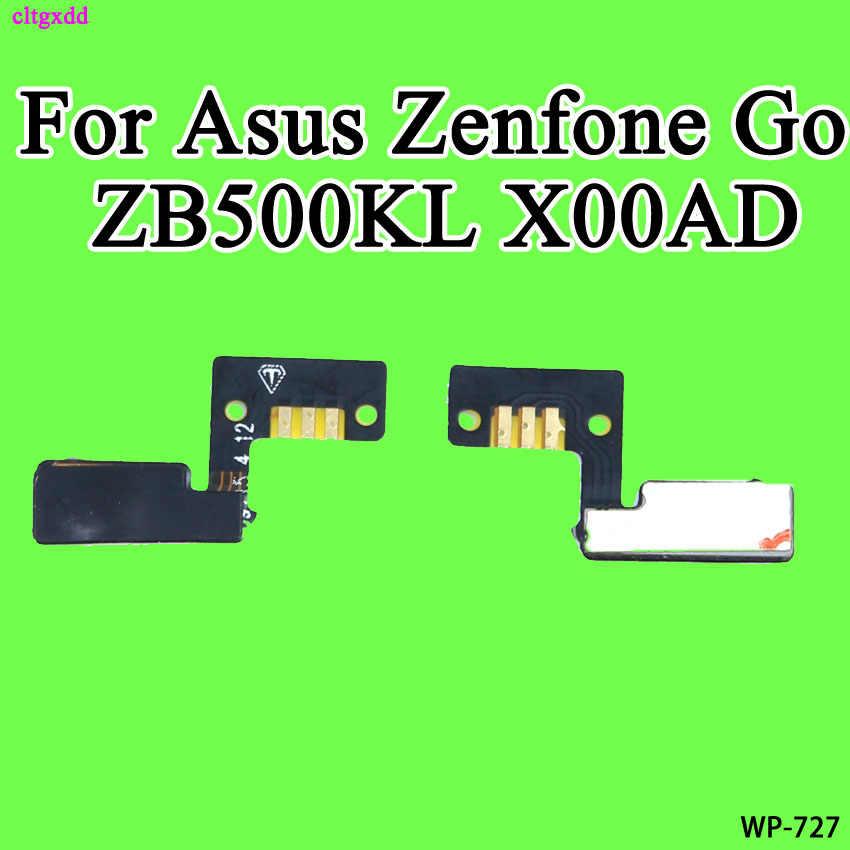 Cltgxdd כוח לסירוגין נפח עד למטה Flex כבל עבור Asus Zenfone ללכת ZB500KL X00AD צד מפתח כפתור מתג ribbion החלפה