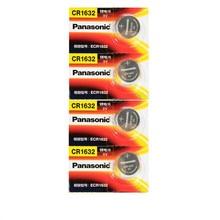 4 х абсолютно аккумулятор для PANASONIC cr1632 3 в кнопочные батарейки для часов компьютера cr 1632