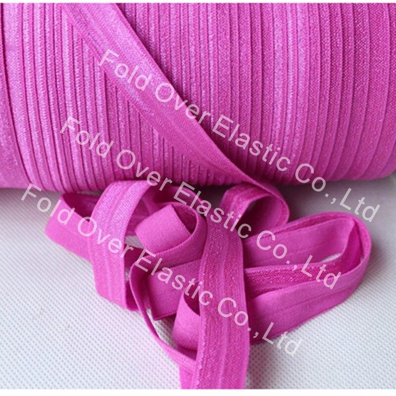 1,5 см одноцветное Цвет враг Ribbon-100Yards для #183 сад роз-раза по сравнению с упруго-добро пожаловать на заказ печати FOE
