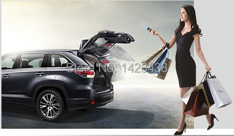 Remote Control Intelligent Power Liftgate, Power Back Door, Electric Trunk Lid for 08 13 BMW X5