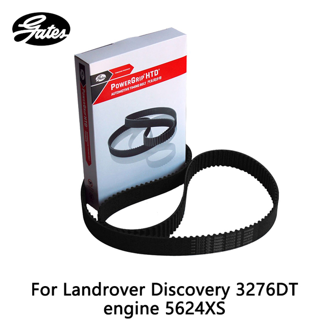 gates timing belt for landrover discovery 3276dt engine 5624xs
