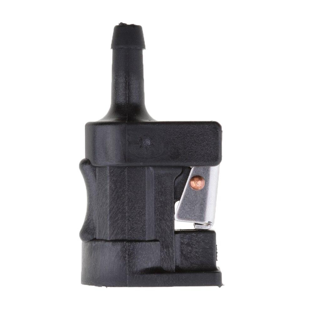 מזגנים 1 יח דלק צינורות / קו מחבר מתאים נקבת 7mm צנרת דלק ימאהה מנועים לסירות מנוע חלף 6Y1-24305-06-00 (4)
