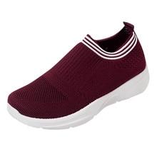 KANCOOLD/женская уличная спортивная обувь из сетчатого материала; дышащая обувь для отдыха; легкие спортивные кроссовки для бега