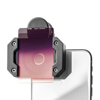 NiSi filtre lentille de caméra lentilles optiques carré polariseur polarisant filtre CPL et les objectifs dégradés pour iPhone Samsung xiaomi