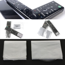 10 sztuk folia termokurczliwa dla Apple Samsung LG TV klimatyzator zdalnego sterowania pokrywa folia termokurczliwa dla TV zdalna okładka tanie tanio OPEN-SMART CN (pochodzenie) Other Remote Control Cover