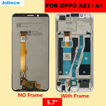 5.7 Full LCD FOR OPPO A83 A83T A1 LCD DIsplay +Touch Screen+Tools Digitizer Assembly Replacement FOR phone OPPO A1 Touch Screen