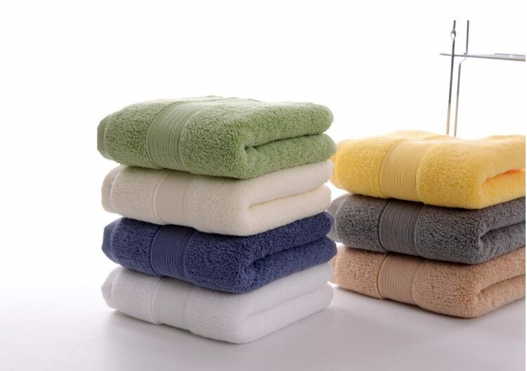Top Quality Egyptian Cotton Hand Face Towel- 36x76cm, 170g- Hotel & Home Towels