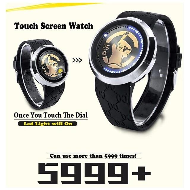 Wrist Pokemon Go Watches