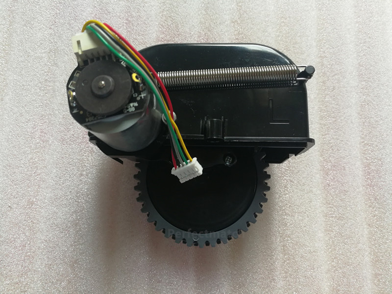 Original Left Motor wheel for chuwi ilife V50 robot Vacuum Cleaner Parts ILIFE wheel Motor replacement original left wheel with motor for robot vacuum cleaner ilife a6 ilife x623 robot vacuum cleaner parts wheel motor replacement