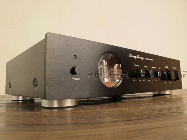 Latest High End XiangSheng 728A Vacuum 12AT7 12AU7 Tube Pre Amplifier Stereo HiFi Preamp Audio Tube Preamplifier