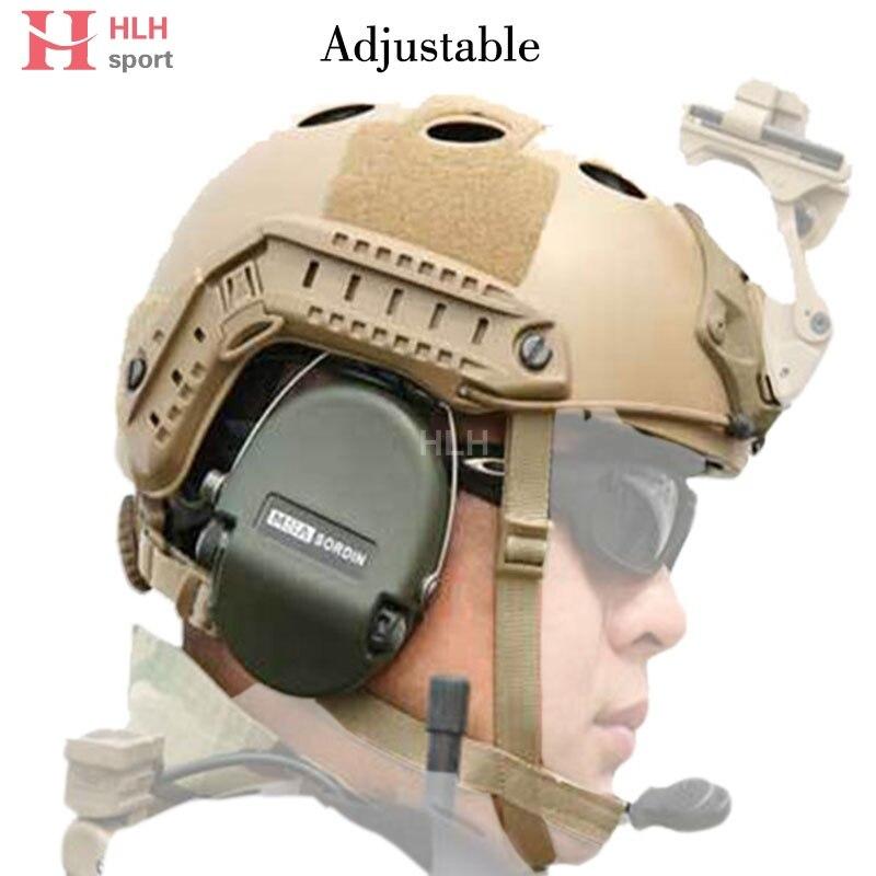 Mens Emerson Fast Jump Helmet Military Adjustable OPS Core Protective Tactical Helmet