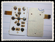 FREE SHIPPING Key Button Flex Cable Ribbon Board for Nikon Coolpix S2500 New Keypad Keyboard