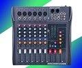 CT80S профессиональный звуковой микшер 8 каналов Mezcladora De DJ USB