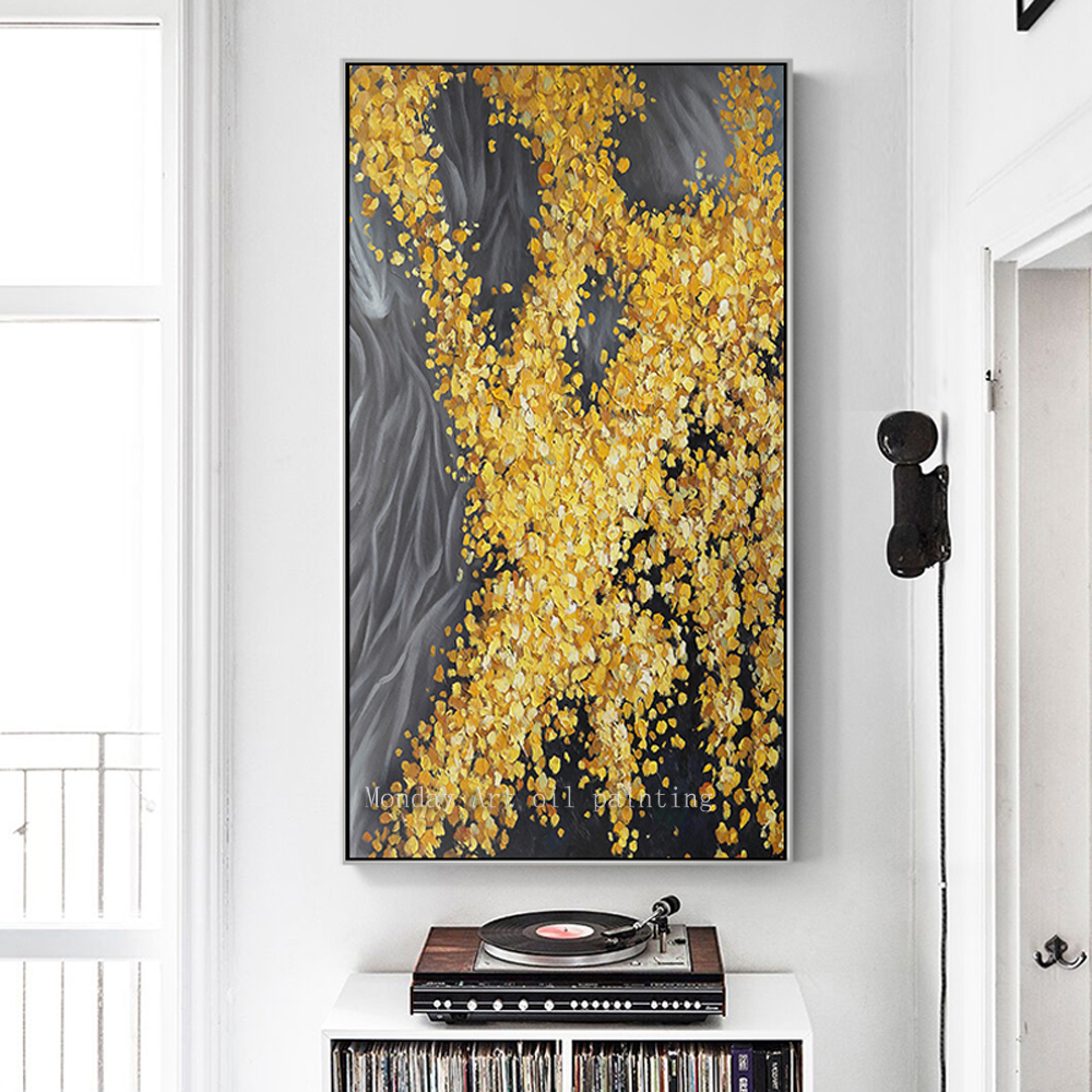 handmade-oil-painting-on-canvas-modern-100-Best-Art-Modern-Abstract-oil-painting-original-directly-from (1)