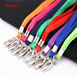 Красивый 615 разнообразие цветные ленты шнур держатель для бейжда аксессуары высокого качества служебный значок ремень веревка