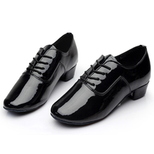 Brand New Soft Sole Men's Children's Ballroom Latin Tango Dance Shoes Heeled Sales Black White Silver Gold Color Wholesale
