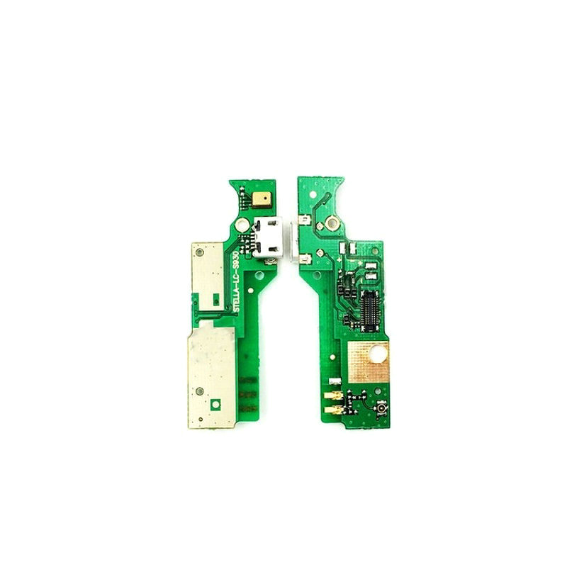 New Microphone Module+USB Charging Port Board Flex Cable Connector Parts For Lenovo S930 Replacement
