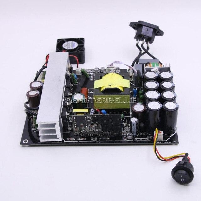 1200 W + 80 V/+ 75 V/+ 70 V/+ 65 v/+ 60 V Eindversterker Schakelende Voeding HiFi Hoge Voeding Voor Audio Versterker