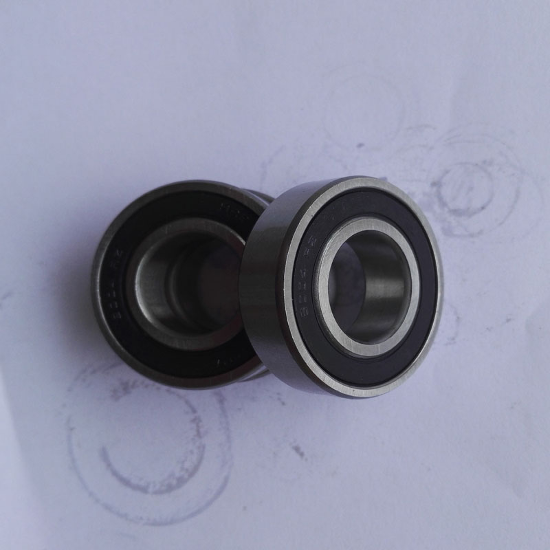1 pieces Deep groove ball bearing 6317RS 6317 2RS 6317-2RS  180317 6317-2RZsize: 85X180X41MM 6000 2rs sealed deep groove ball bearing 10mm inner dia black silver tone