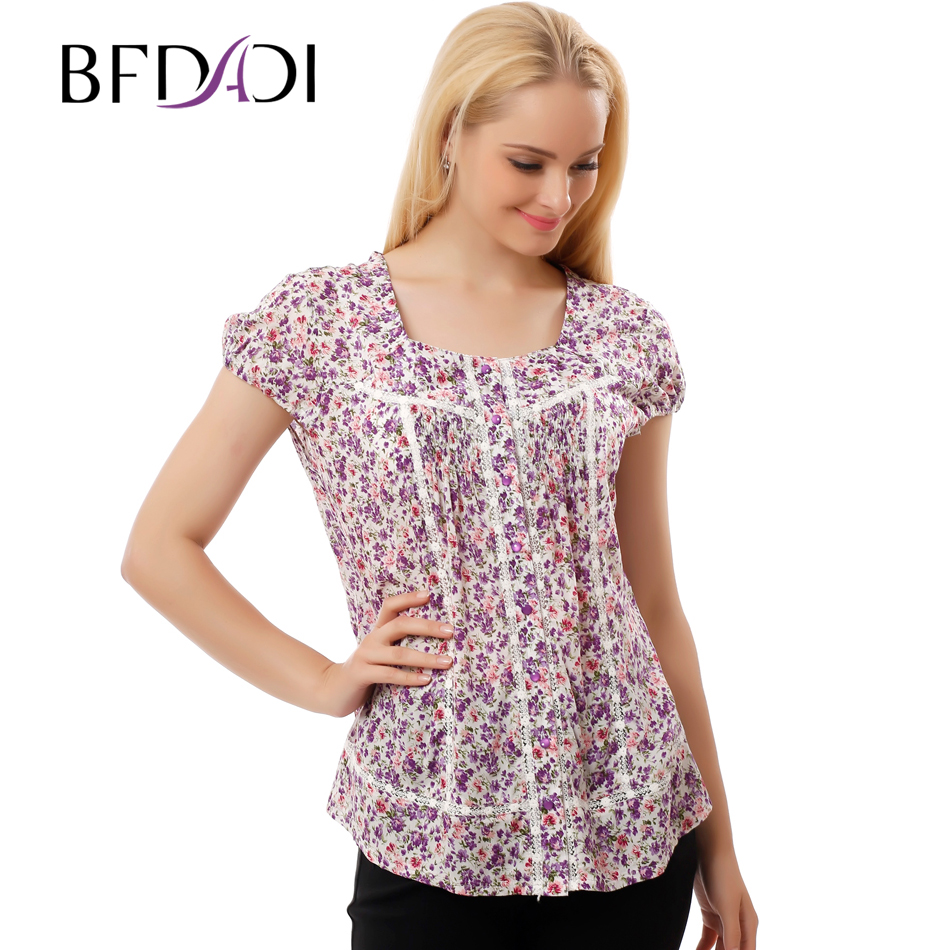 Elegant Aliexpress.com  Buy 2017 Women Blouse Off The Shoulder Spaghetti Strap Floral Sakura Chiffon ...