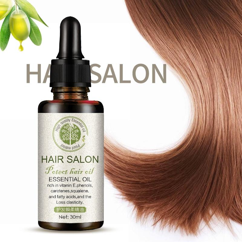 Argan oil Hair Care Hair Growth Essential Oil Essence Original Hair Loss Liquid Health Care Beauty Dense Hairs Grow Serum 1