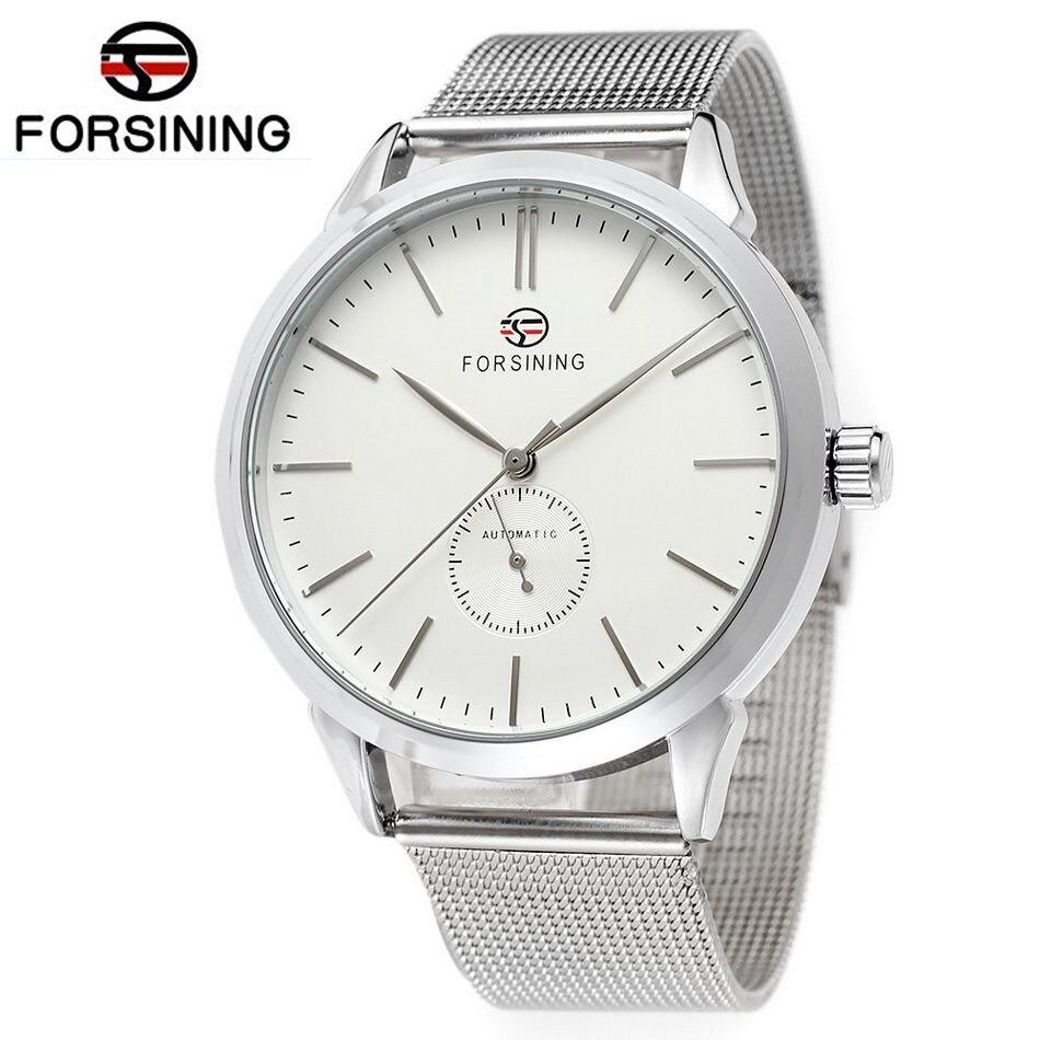 Forsining Men's Watches Brand Relogio Masculino Luxury Auto Mechanical Watch Wristwatch Xmas  Free Ship 2015 forsining relogio pmw342