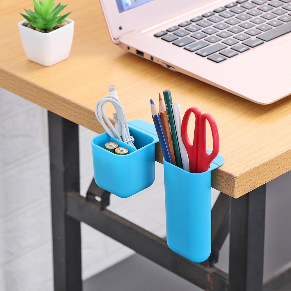 Computers Supplies Stationery Storage Desktop Organizer Pen Case Pencil Holder
