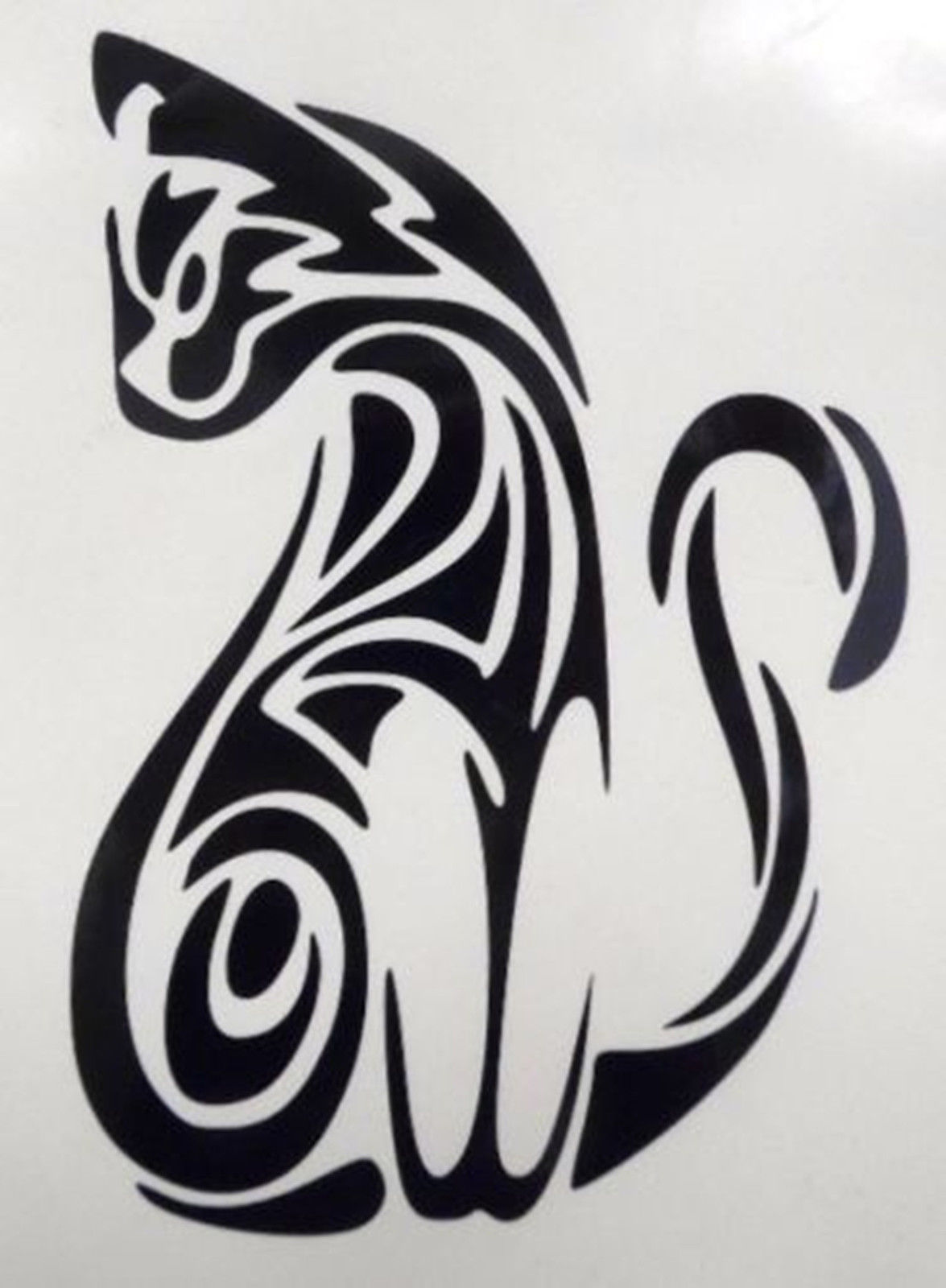 Car Windscreen Stickers Cat PromotionShop For Promotional Car - Promotional car window decals