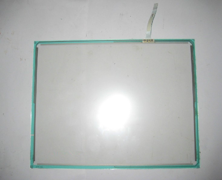 цена на 10.4 inch touchscreen for ATP-104A0606B ATP-104 4 wires touch panel TOOUCH SCREEN glass