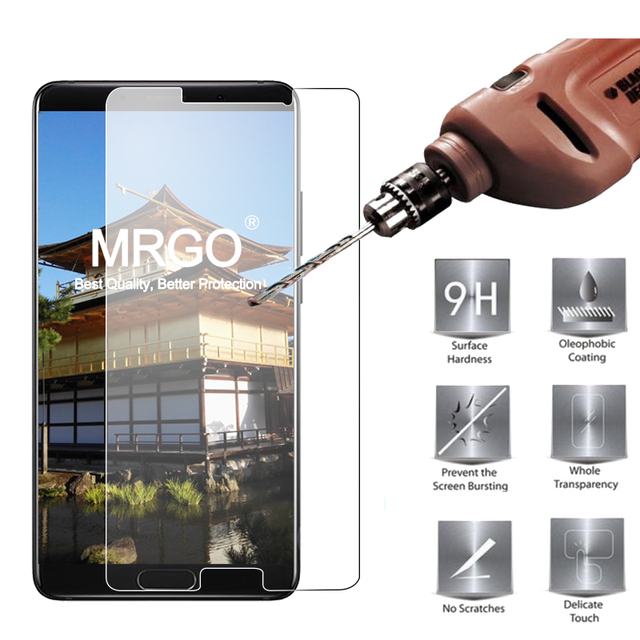 MRGO Tempered Glass For Huawei Mate 10 Screen Protector 9H 2.5D On...