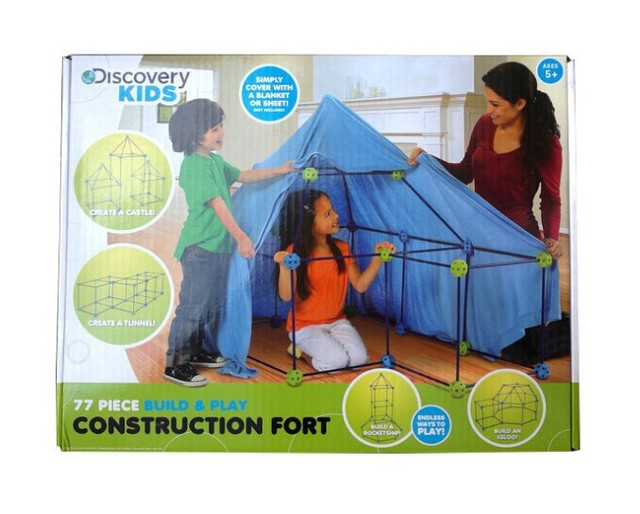 Discovery Kids construction fort Boutique selling childrenu0027s intelligence folding tent  sc 1 st  AliExpress.com & Discovery Kids construction fort Boutique selling childrenu0027s ...