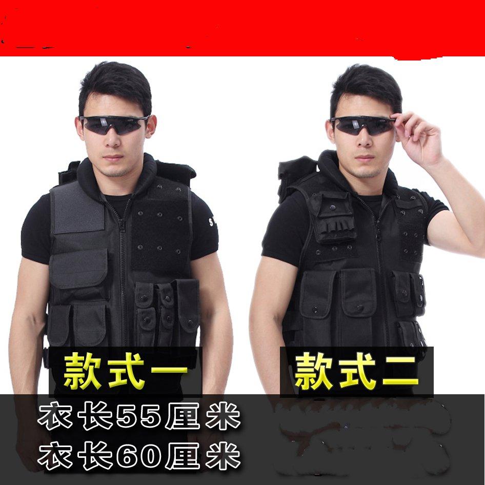Security CS tactical vest vest children vest SWAT stab protective clothing combat vest security video security investigations