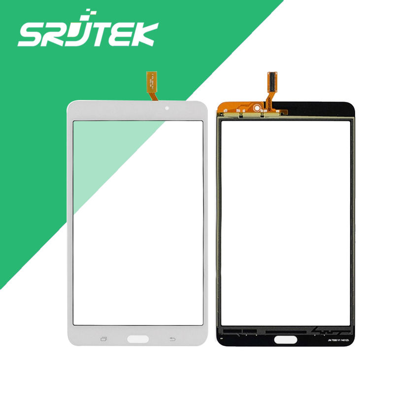 7'' White For Samsung Galaxy Tab 4 7.0 T230 Touch Screen Digitizer Sensor Glass Lens Tablet PC Screen+Fast Shipping touch screen digitizer glass lens with tape for samsung galaxy tab 4 10 1 t530 t531 with tools free dhl
