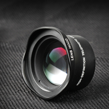 Aerb Professional Super 4K HD 80 mm Wide-Angle Cell Phone Lens For iphone Xiaomi Samsung