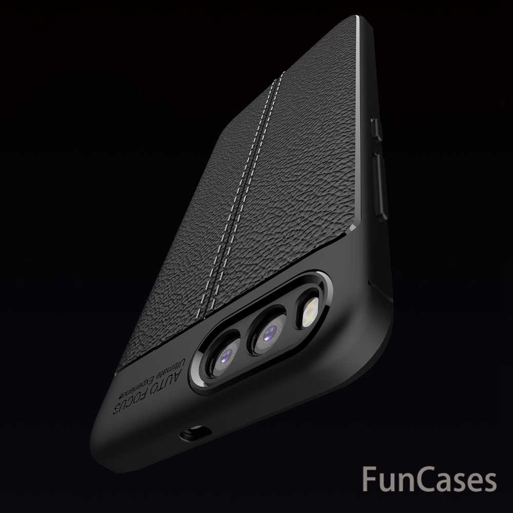 Full Cover Protection Shockproof Carbon Armor Case for Xiaomi Mi6 Cover Coque for Xiaomi Mi 6 Case Leather TPU Silicone Original