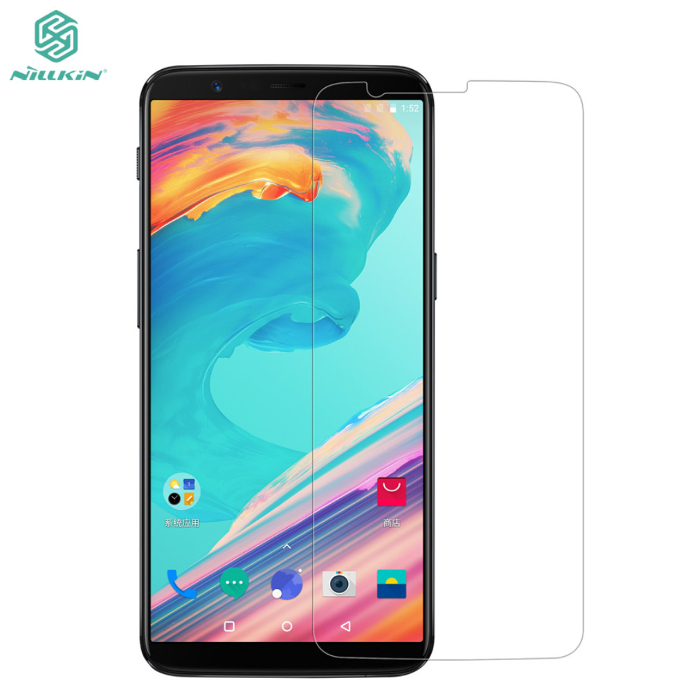 Oneplus 5t Tempered Glass NILLKIN Amazing H / H+PRO Screen Protector For One plus 5t Glass Film for Oneplus A5010 Front Film