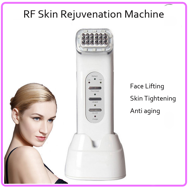 Infrared facial wrinkle remover